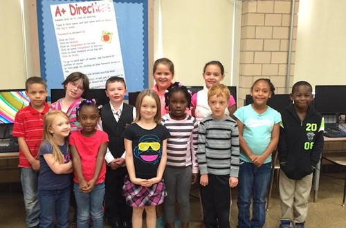 Mansfield City Schools News Article