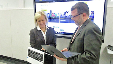 First shipment of Chromebooks will be distributed this week