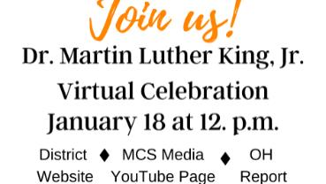 Dr. Martin Luther King, Jr. Celebration