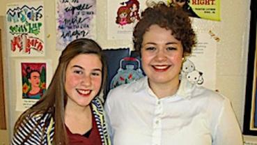 Seventh-grader will c-o-m-p-e-t-e in Tri-County Spelling Bee
