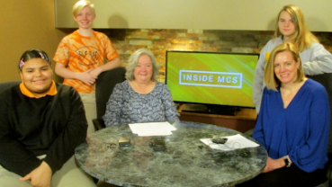 Middle school students will discuss Tyger Clubs on weekly TV show