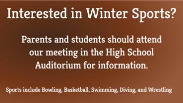 Winter Sports Meeting