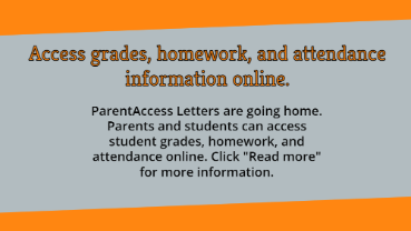 Access Student Grades with ParentAccess