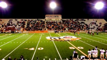Arlin Field lights will be on tonight to honor Senior High Class of 2020