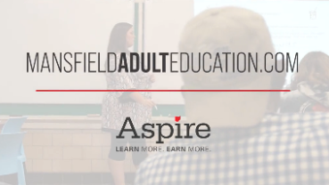 Mansfield City Schools Adult Education Offers Free Classes for Adults