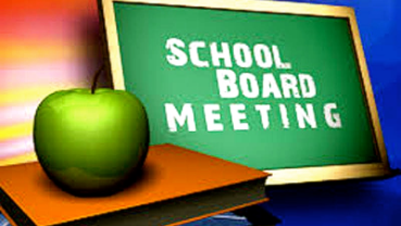 Link to Tuesday's board meeting will be at top of tygerpride.com