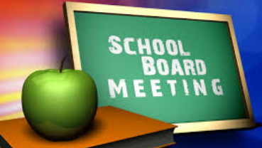 No public business is scheduled at special board meeting Tuesday