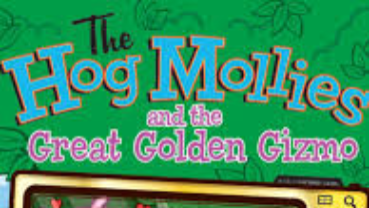 Hog Mollies - Great Golden Gizmo