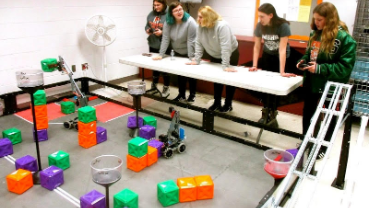 Tyger Robotics Club performance best ever at Highland competition