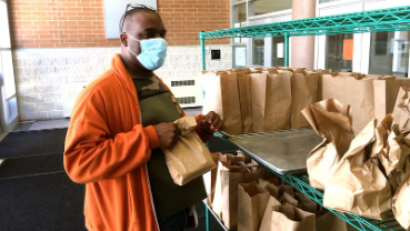 District sack meals totaled 34,906; summer food offered at two sites