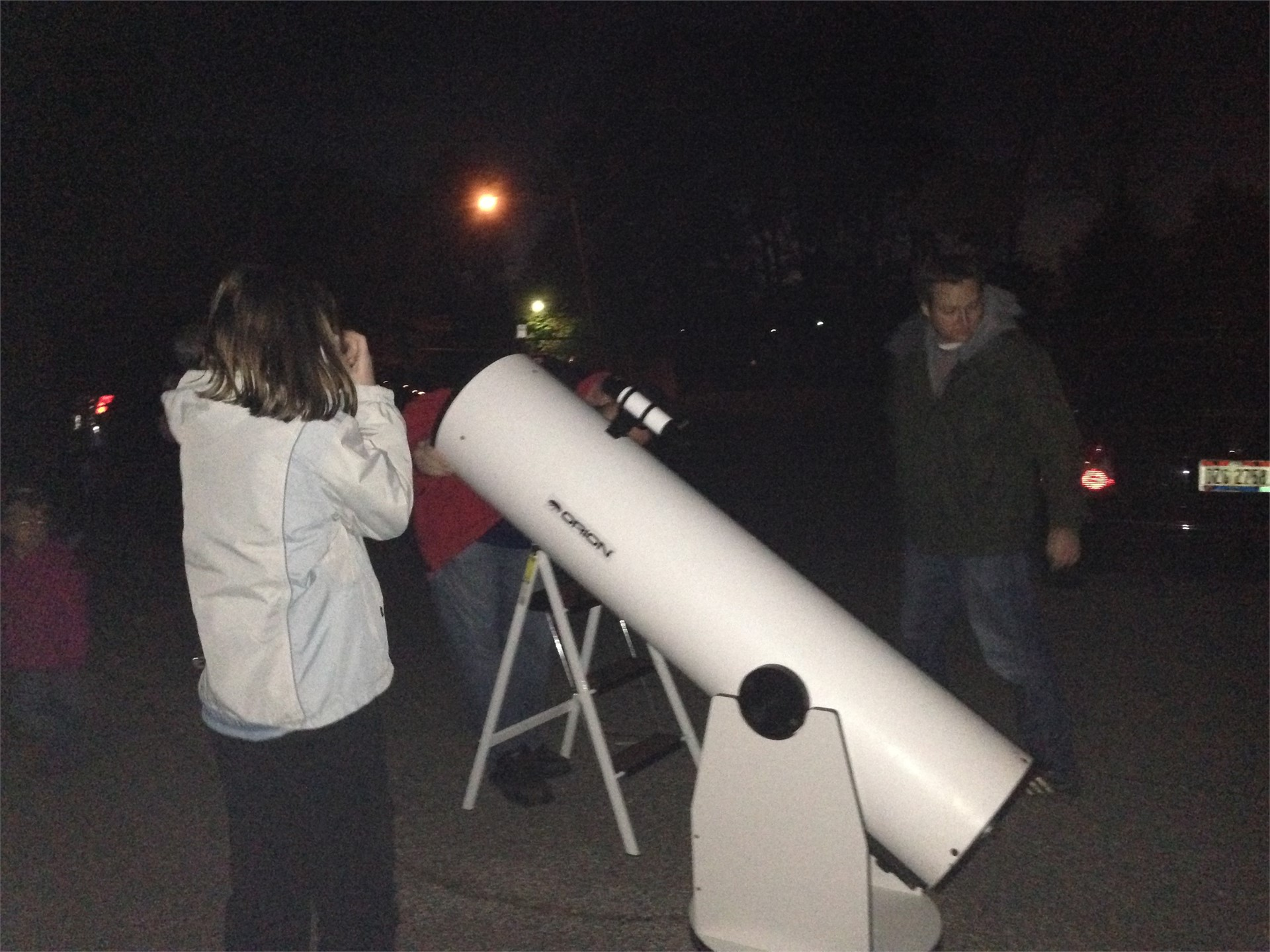 Astronomy Night at MSI