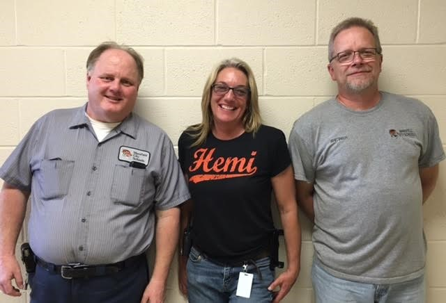 Mr. Dailey,Ms. Vanderpool, Mr. Whitaker, our Custodians