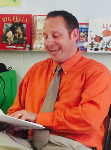 Read Alouds with Mr. Hager