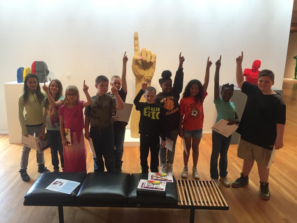 Grade 4 Mansfield Art Center 2016