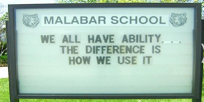 Malabar Believes...