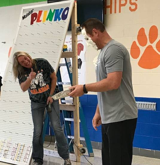 Plinko Shenanigans with Mr. Hager