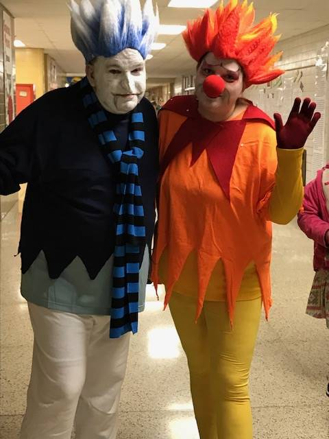 Snow Miser & Heat Miser