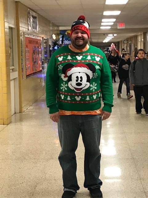 Merry Christmas Mr. Rapp!