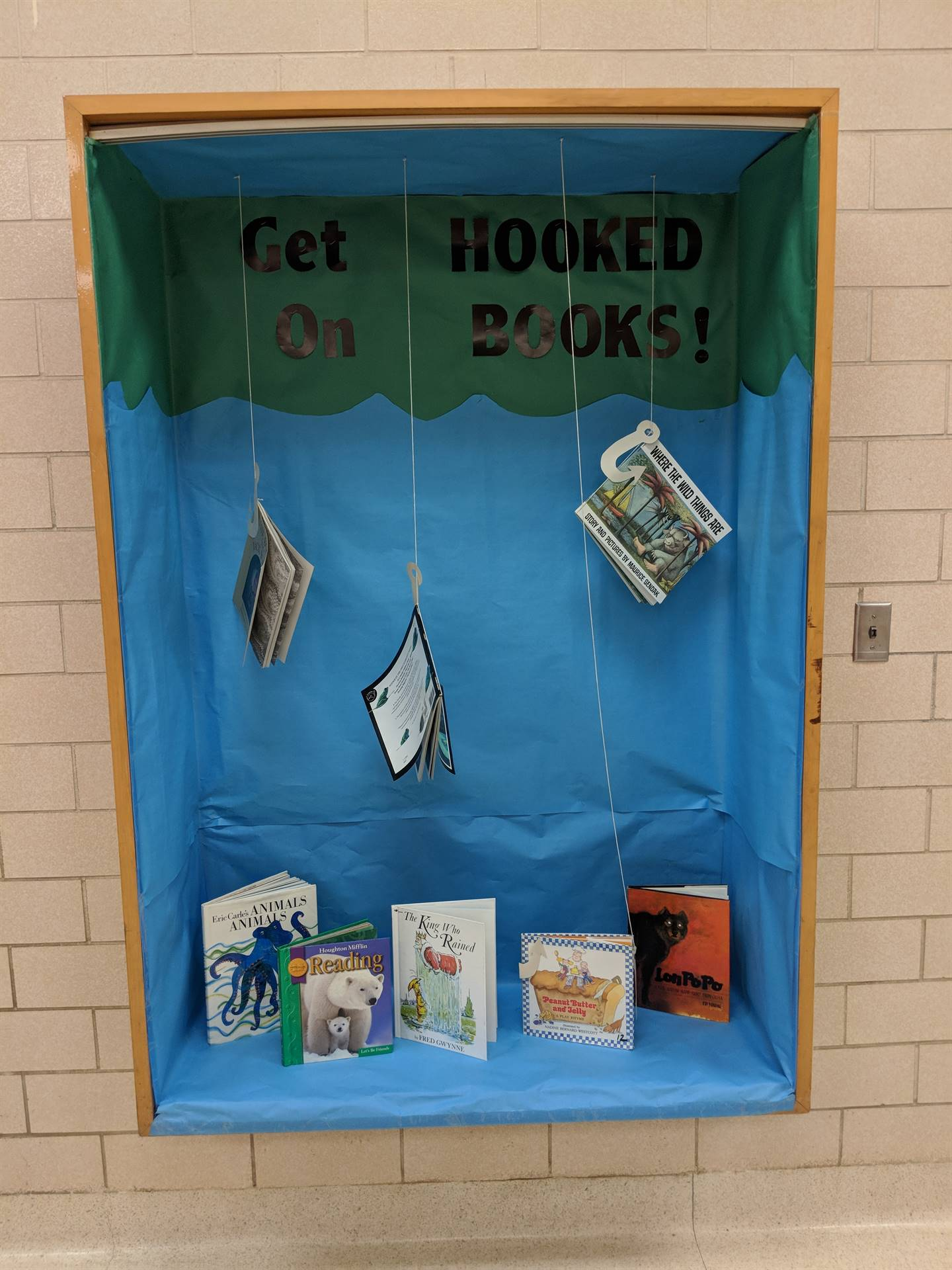 Get Hooked on Books!