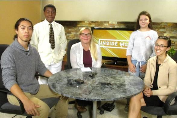 Malabar on WMFD with Narvie Briggs, Mrs. Uhde,Quinn Hodapp & Dr. Strang