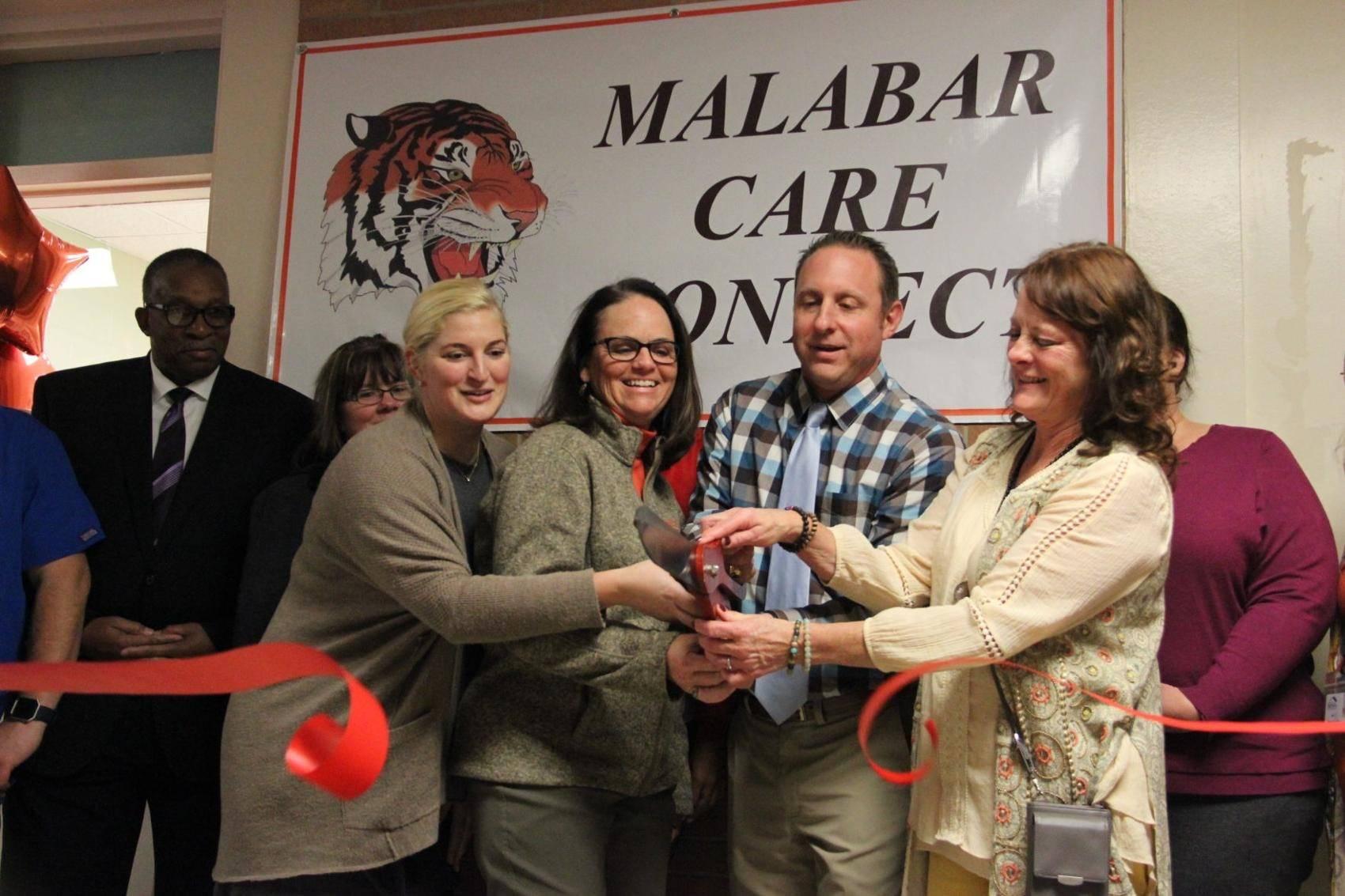 Malabar Care Connect Ribbon Cutting