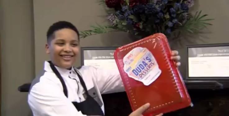 Khmani Howell 6th Grade Entrepreneur!