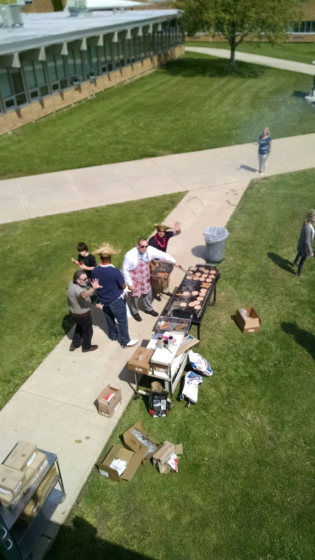 Our Grill Masters