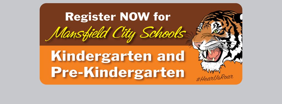 K and Pre-K Registration